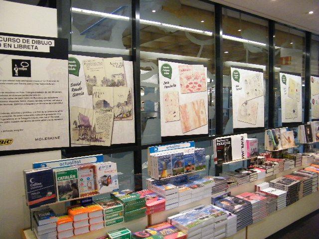 Concurso De Dibujo Urbano En Libreta Fnac Madrid: Exposición 1er Concurso De Dibujo Urbano En Libreta Y