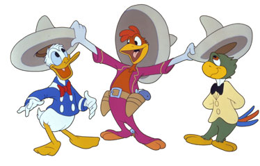 three-caballeros