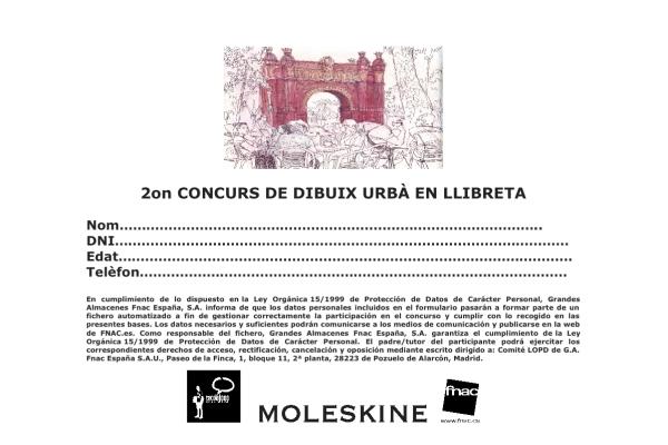Concurso De Dibujo Urbano En Libreta Fnac Madrid: Concurso De Dibujo Urbano En Libreta ¡Repetimos!
