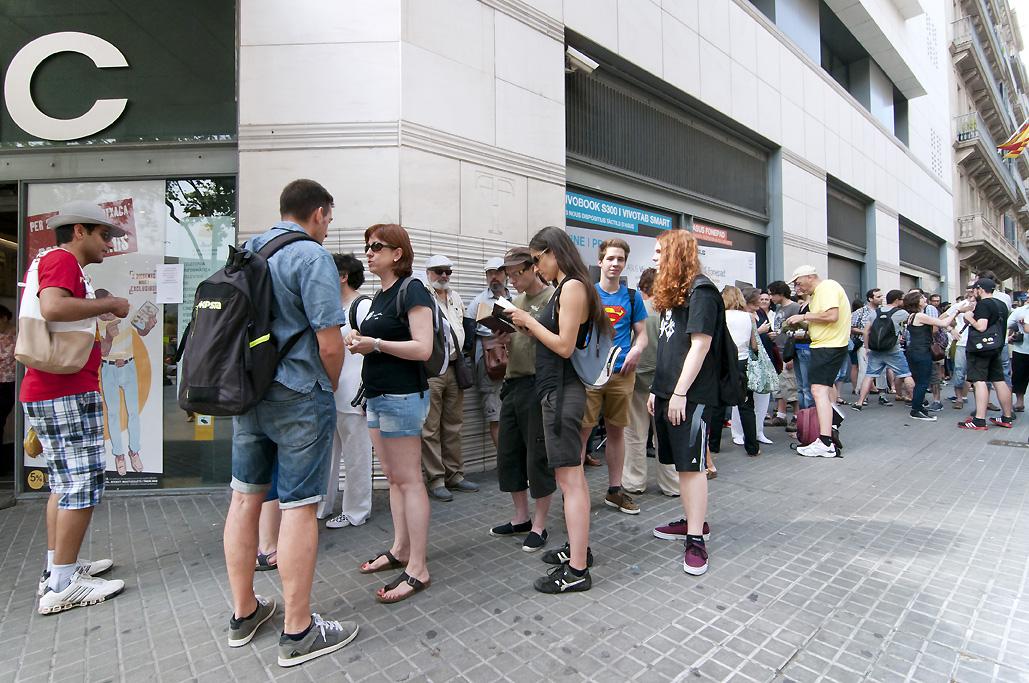 Concurso De Dibujo Urbano En Libreta Fnac Madrid: Actualidad De La Escola De Comic Joso